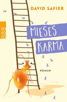 David Safier: Mieses Karma, Buch