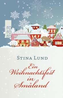 Stina Lund: Ein Weihnachtsfest in Småland, Buch