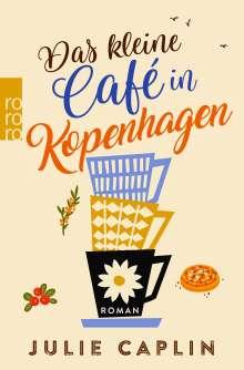 Julie Caplin: Das kleine Café in Kopenhagen, Buch