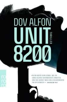 Dov Alfon: Unit 8200, Buch