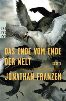 Jonathan Franzen: Das Ende vom Ende der Welt, Buch