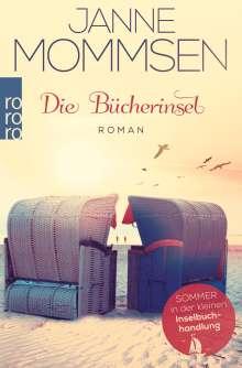 Janne Mommsen: Die Bücherinsel, Buch