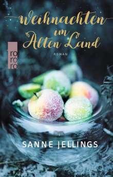 Sanne Jellings: Weihnachten im Alten Land, Buch