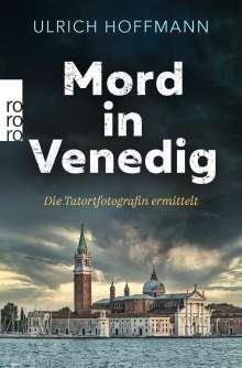 Ulrich Hoffmann: Mord in Venedig, Buch
