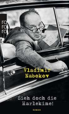 Vladimir Nabokov: Sieh doch die Harlekine!, Buch
