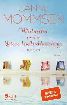 Janne Mommsen: Inselfreunde, Buch