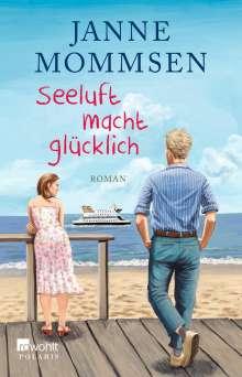 Janne Mommsen: Seeluft macht glücklich, Buch