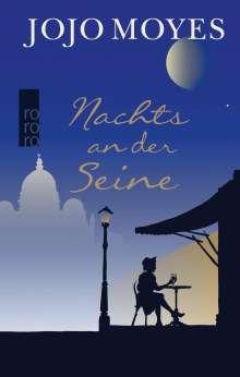 Jojo Moyes: Nachts an der Seine, Buch