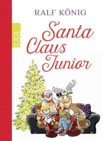 Ralf König: Santa Claus Junior, Buch
