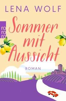 Lena Wolf: Sommer mit Aussicht, Buch