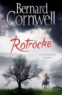 Bernard Cornwell: Rotröcke, Buch