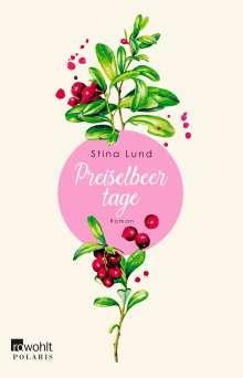 Stina Lund: Preiselbeertage, Buch