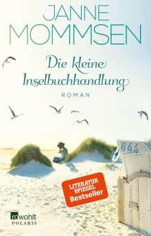 Janne Mommsen: Die kleine Inselbuchhandlung, Buch