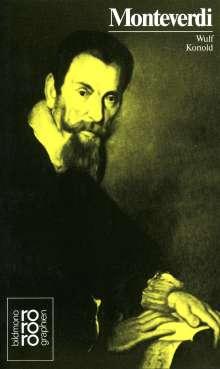 Wulf Konold: Claudio Monteverdi, Buch