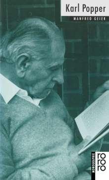 Manfred Geier: Karl Popper, Buch