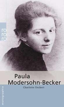 Charlotte Ueckert: Paula Modersohn-Becker, Buch