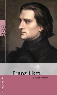 Barbara Meier: Franz Liszt, Buch