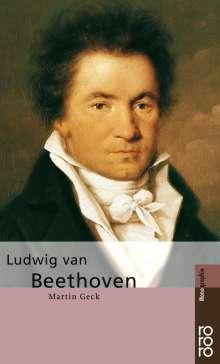 Martin Geck: Ludwig van Beethoven, Buch