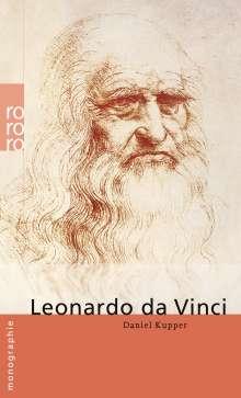 Daniel Kupper: Leonardo da Vinci, Buch