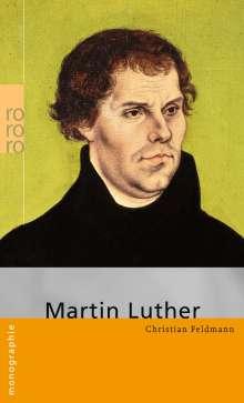 Christian Feldmann: Martin Luther, Buch