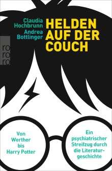 Claudia Hochbrunn: Helden auf der Couch, Buch