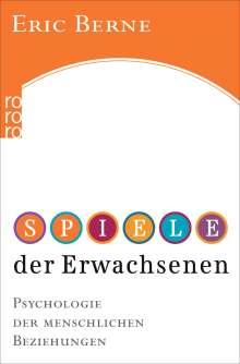 Eric Berne: Spiele der Erwachsenen, Buch