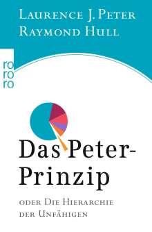 Laurence J. Peter: Das Peter-Prinzip, Buch