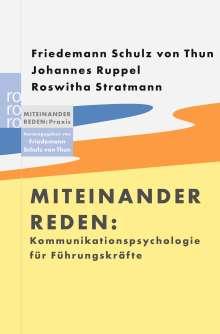 Johannes Ruppel: Kommunikationspsychologie für Führungskräfte, Buch