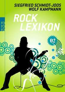 Siegfried Schmidt-Joos: Rock-Lexikon 2, Buch