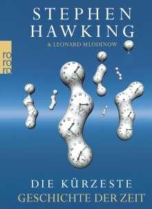 Stephen Hawking: Die kürzeste Geschichte der Zeit, Buch