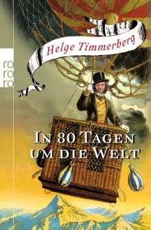 Helge Timmerberg: In 80 Tagen um die Welt, Buch