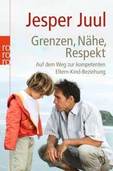 Jesper Juul: Grenzen, Nähe, Respekt, Buch