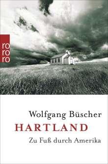 Wolfgang Büscher: Hartland, Buch
