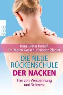 Hans-Dieter Kempf: Die neue Rückenschule: der Nacken, Buch