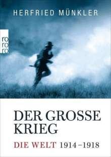 Herfried Münkler: Der Große Krieg, Buch