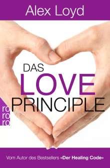 Alex Loyd: Das Love Principle, Buch