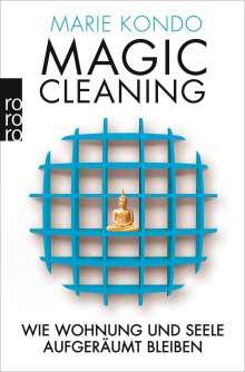 Marie Kondo: Magic Cleaning: Wie Wohnung und Seele aufgeräumt bleiben, Buch