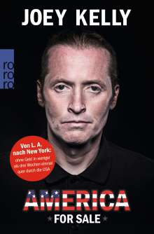 Joey Kelly: America for Sale, Buch