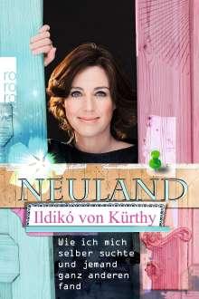 Ildikó von Kürthy: Neuland, Buch