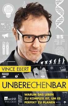 Vince Ebert: Unberechenbar, Buch