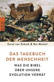 Carel van Schaik: Das Tagebuch der Menschheit, Buch