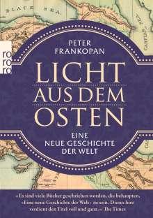 Peter Frankopan: Licht aus dem Osten, Buch