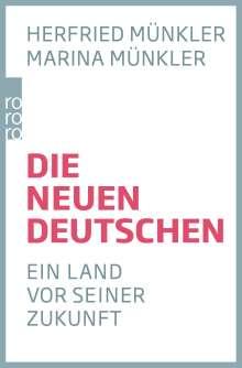 Herfried Münkler: Die neuen Deutschen, Buch