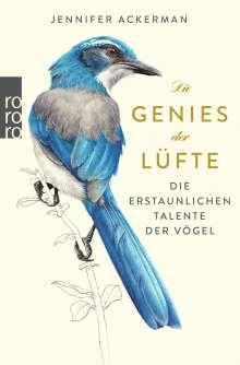 Jennifer Ackerman: Die Genies der Lüfte, Buch