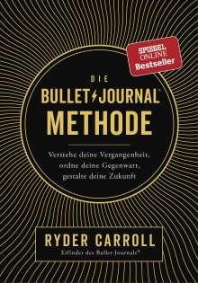 Ryder Carroll: Die Bullet-Journal-Methode, Buch