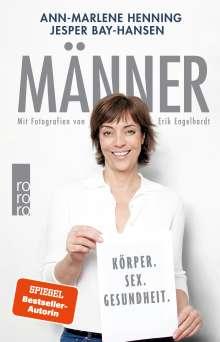 Ann-Marlene Henning: Männer, Buch