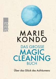 Marie Kondo: Das große Magic-Cleaning-Buch, Buch
