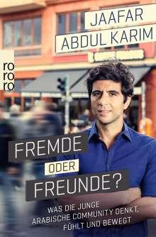 Jaafar Abdul Karim: Fremde oder Freunde?, Buch