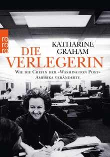 Katharine Graham: Die Verlegerin, Buch