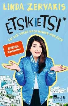 Linda Zervakis: Etsikietsi - Auf der Suche nach meinen Wurzeln, Buch